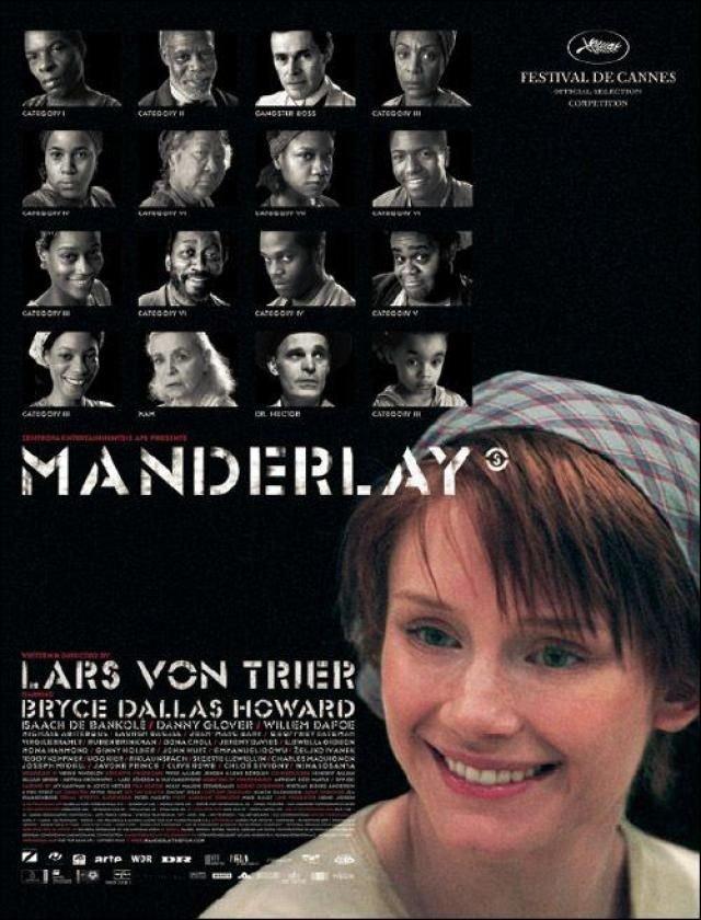 Manderlay - DVD - Film