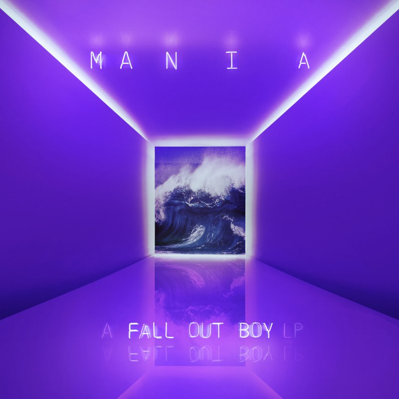Image of   Fall Out Boy - Mania - CD