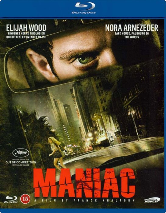 Image of   Maniac - Blu-Ray