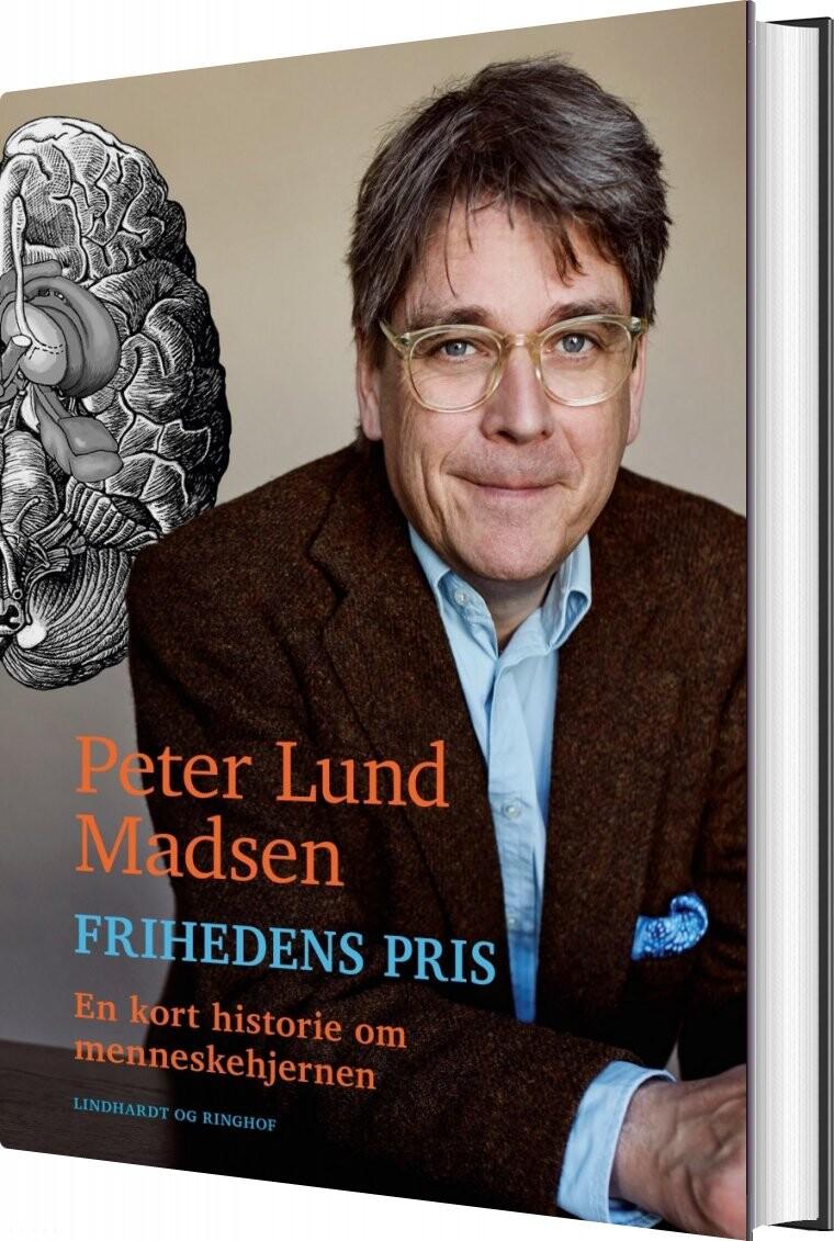 Image of   Frihedens Pris - Peter Lund Madsen - Bog