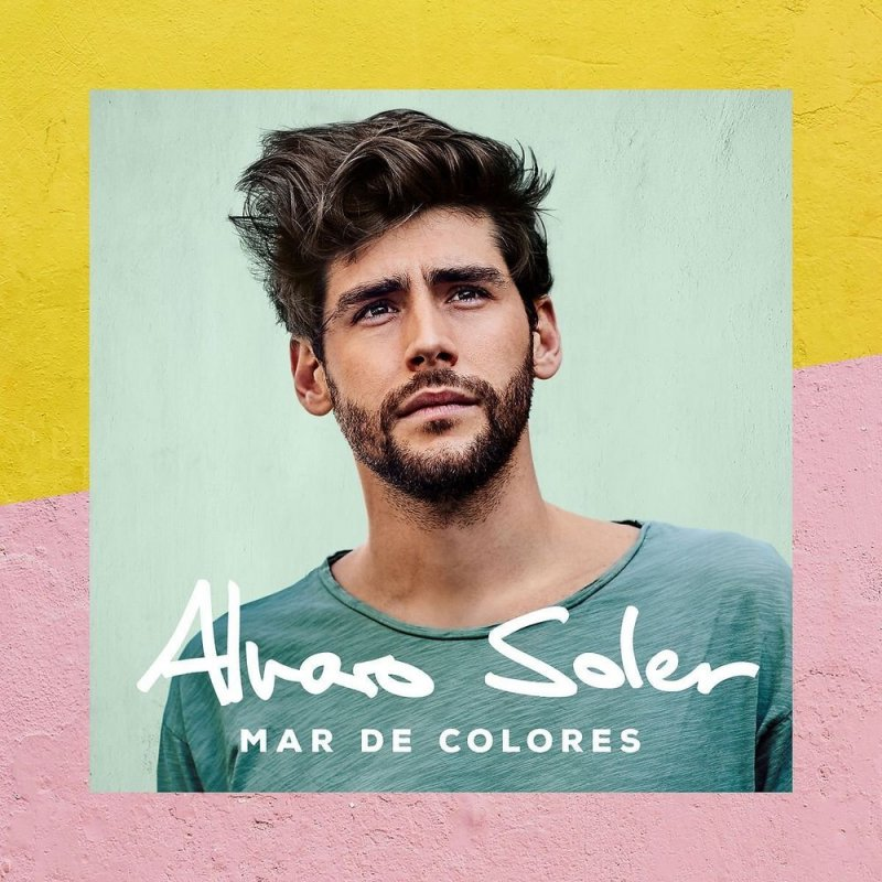 Image of   Alvaro Soler - Mar De Colores - CD