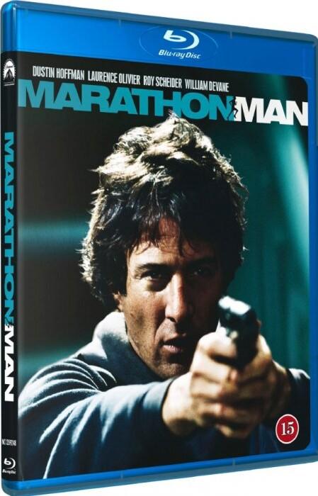 Image of   Marathon Man/ Marathonmanden - Blu-Ray