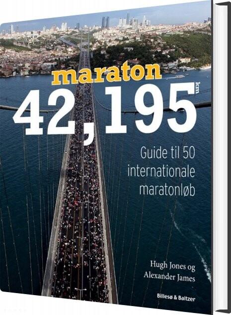 Maraton 42,195 Km Af Hugh Jones → Køb bogen billigt her