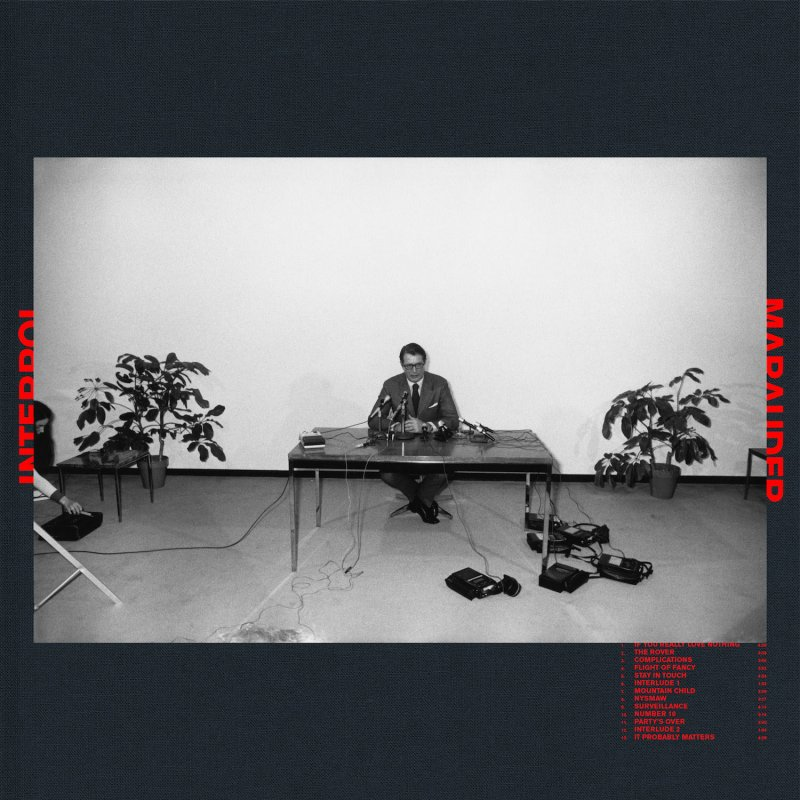 Interpol - Marauder - CD