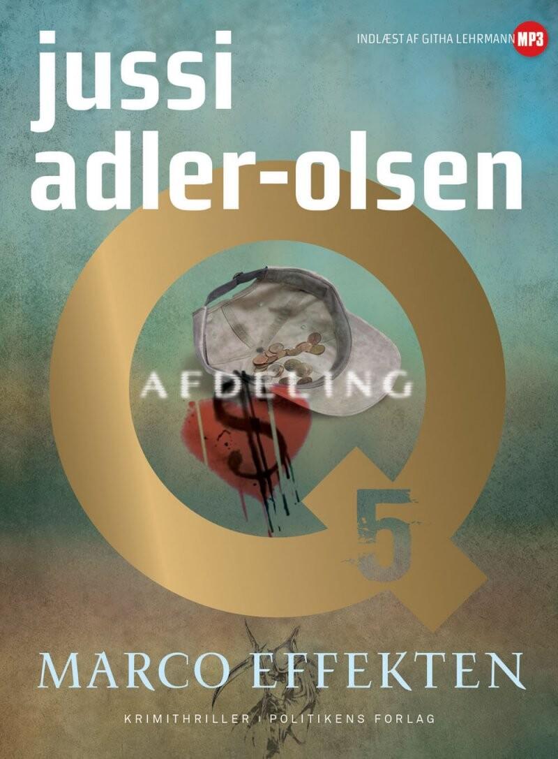 Image of   Marco Effekten - Mp3 - Jussi Adler-olsen - Cd Lydbog