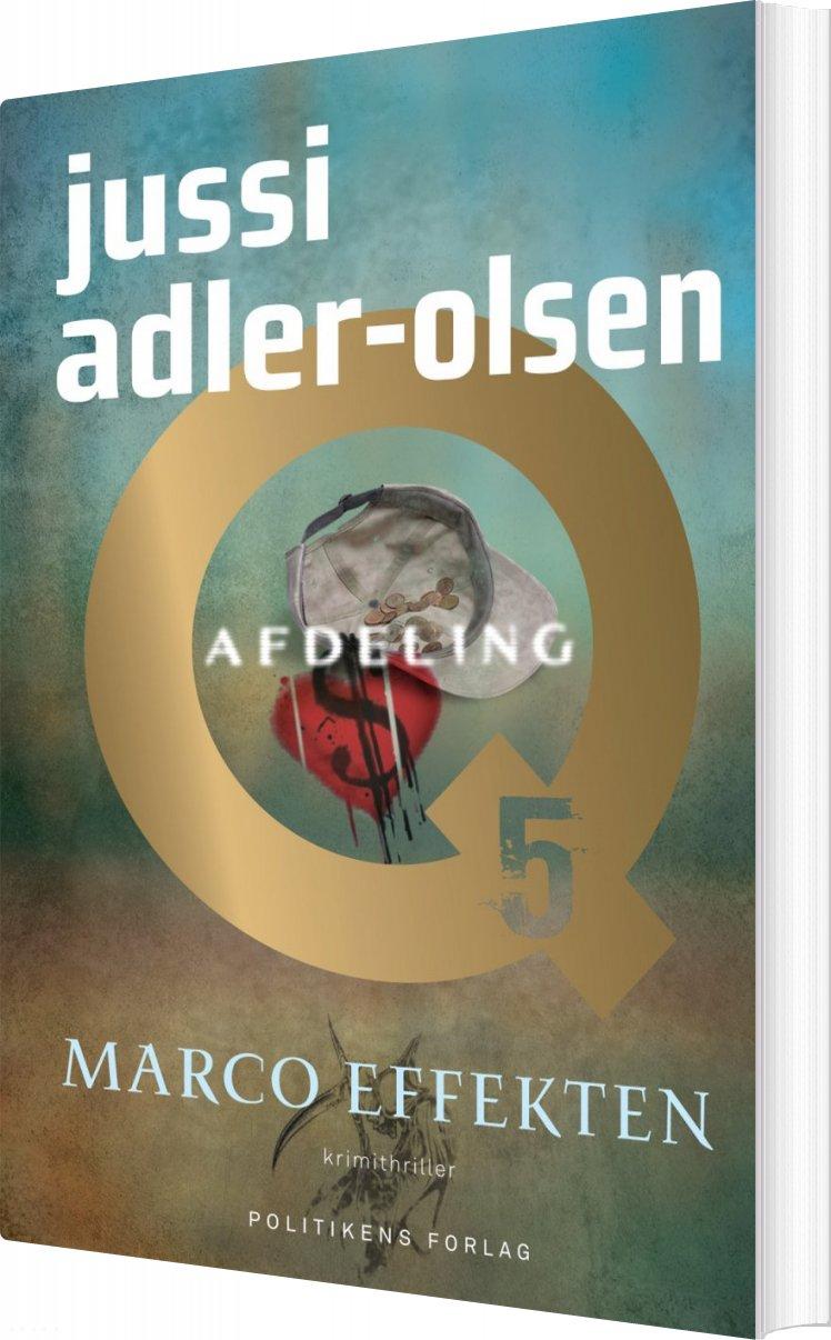 Marco Effekten - Jussi Adler-olsen - Bog