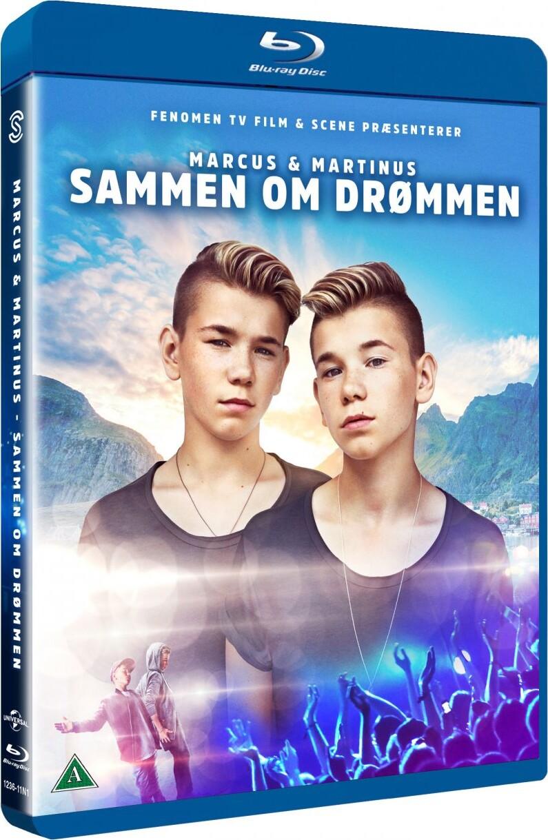 Image of   Marcus Og Martinus Dokumentar: Sammen Om Drømmen - Blu-Ray
