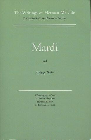 Image of   Mardi - Herman Melville - Bog