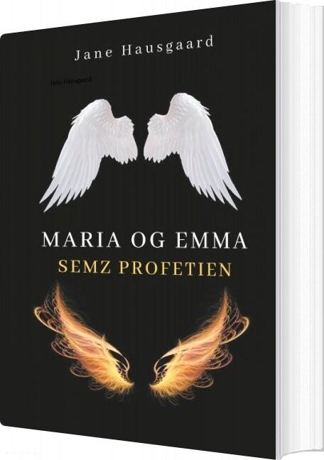 Image of   Maria & Emma - Jane Hausgaard - Bog