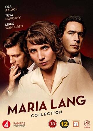 Billede af Maria Lang Film Box - DVD - Film