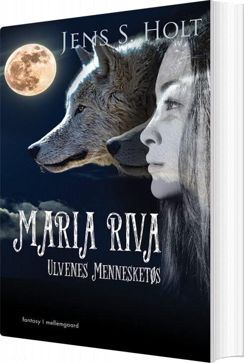 Image of   Maria Riva - Jens S. Holt - Bog