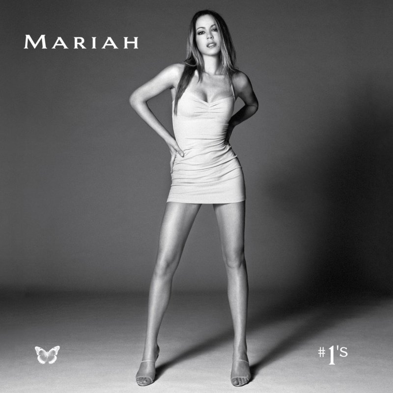 Image of   Mariah Carey - 1s - CD