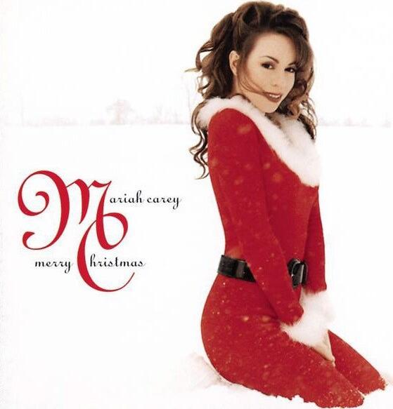 Image of   Mariah Carey - Merry Christmas - CD