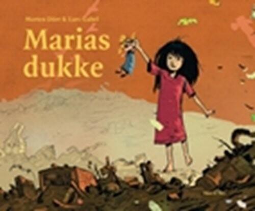 Image of   Marias Dukke - Morten Dürr - Bog