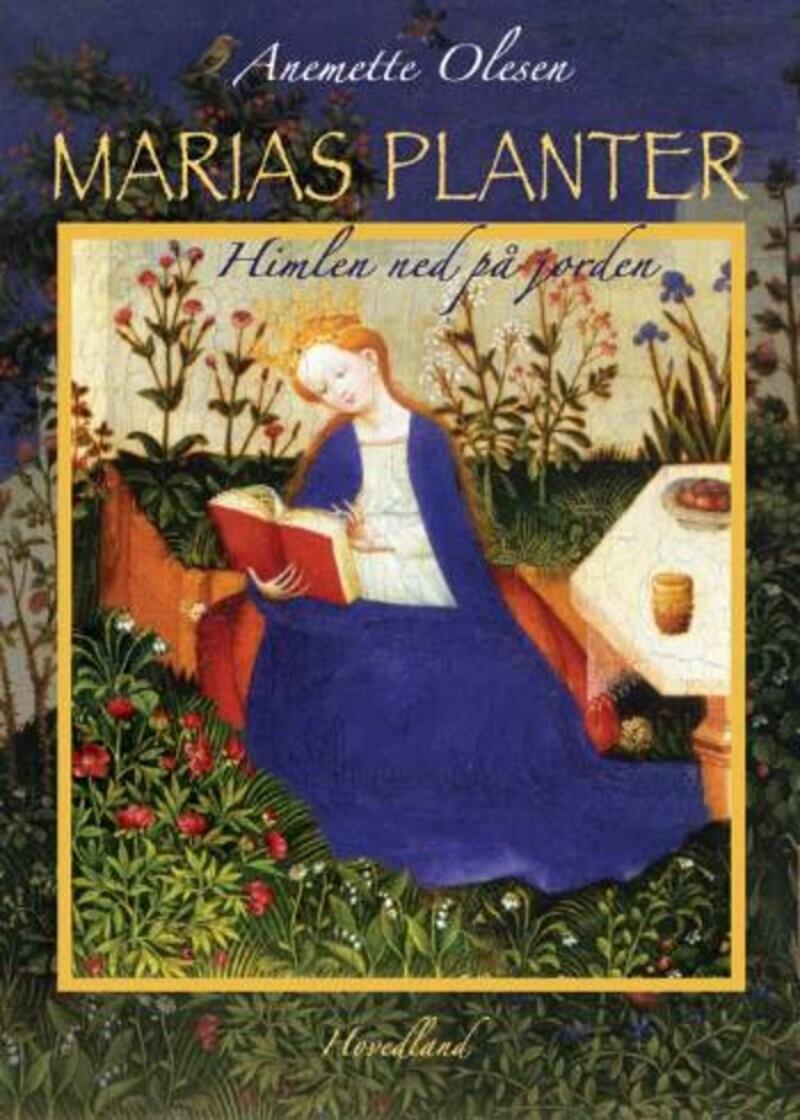 Image of   Marias Planter - Anemette Olesen - Bog