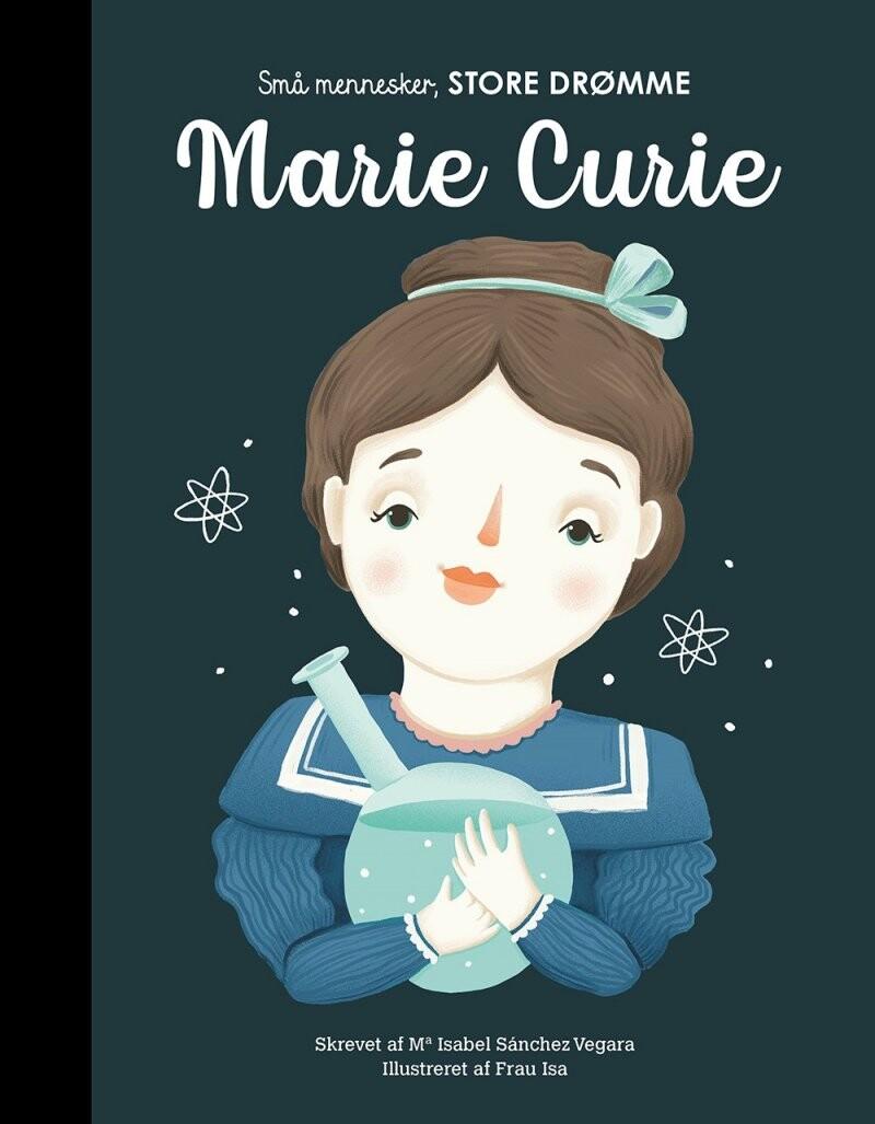Image of   Marie Curie - Isabel Sánchez Vegara - Bog