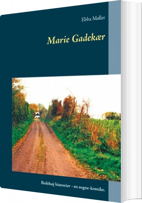 Marie Gadekær - Ebba Møller - Bog