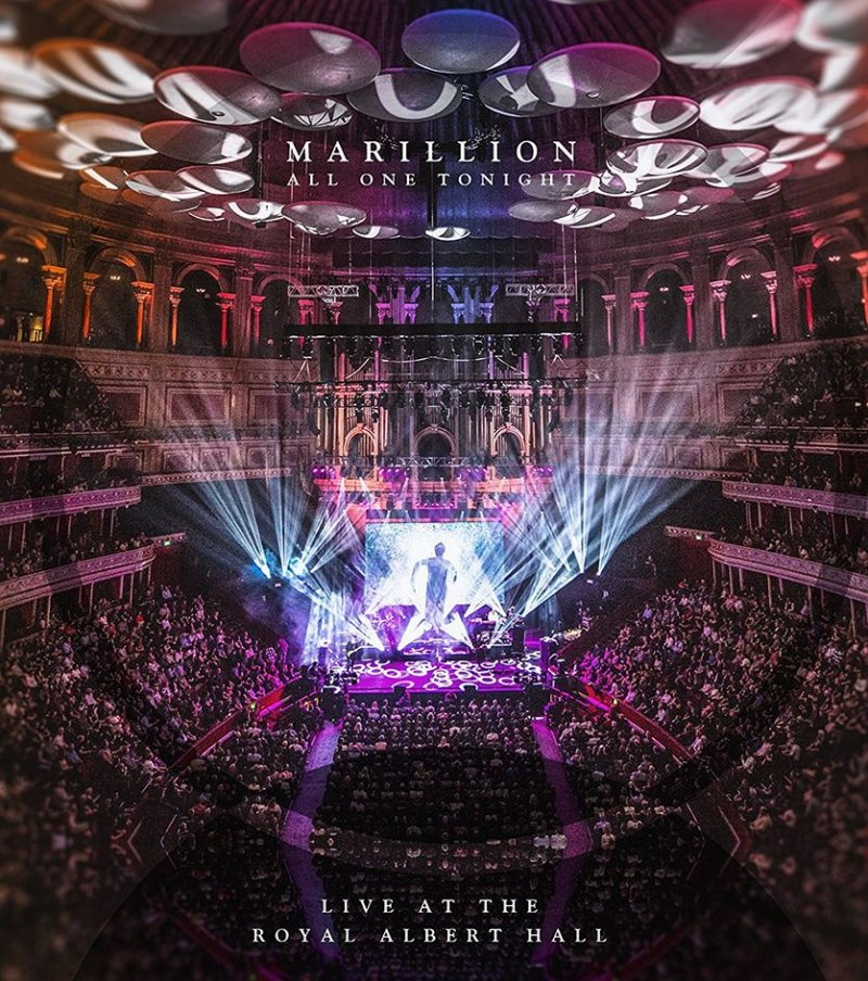 Marillion - All One Tonight - Live At The Royal Arena - Blu-Ray