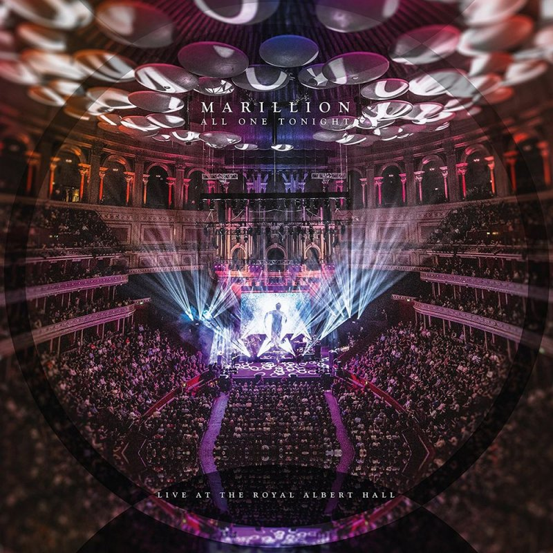 Marillion All One Tonight - Live At The Royal Arena - DVD - Film
