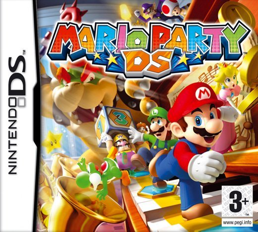 Image of   Mario Party Ds - Nintendo DS