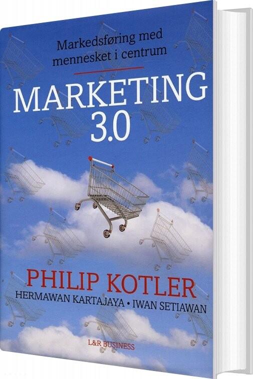 Image of   Marketing 3.0 - Philip Kotler - Bog