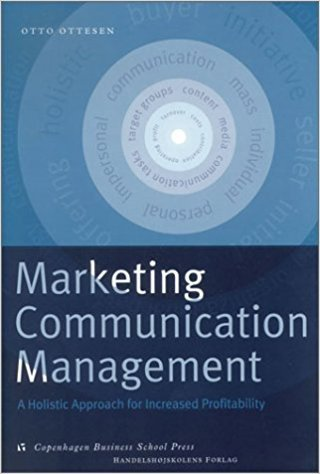 Marketing Communication Management - Otto Ottesen - Bog
