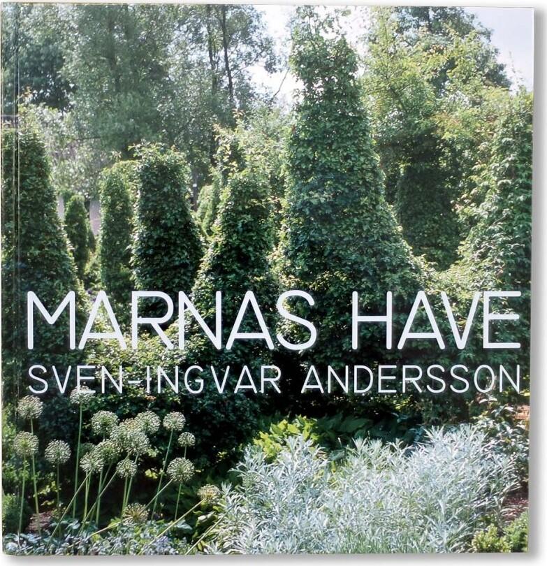 Image of   Marnas Have - Steen Høyer - Bog