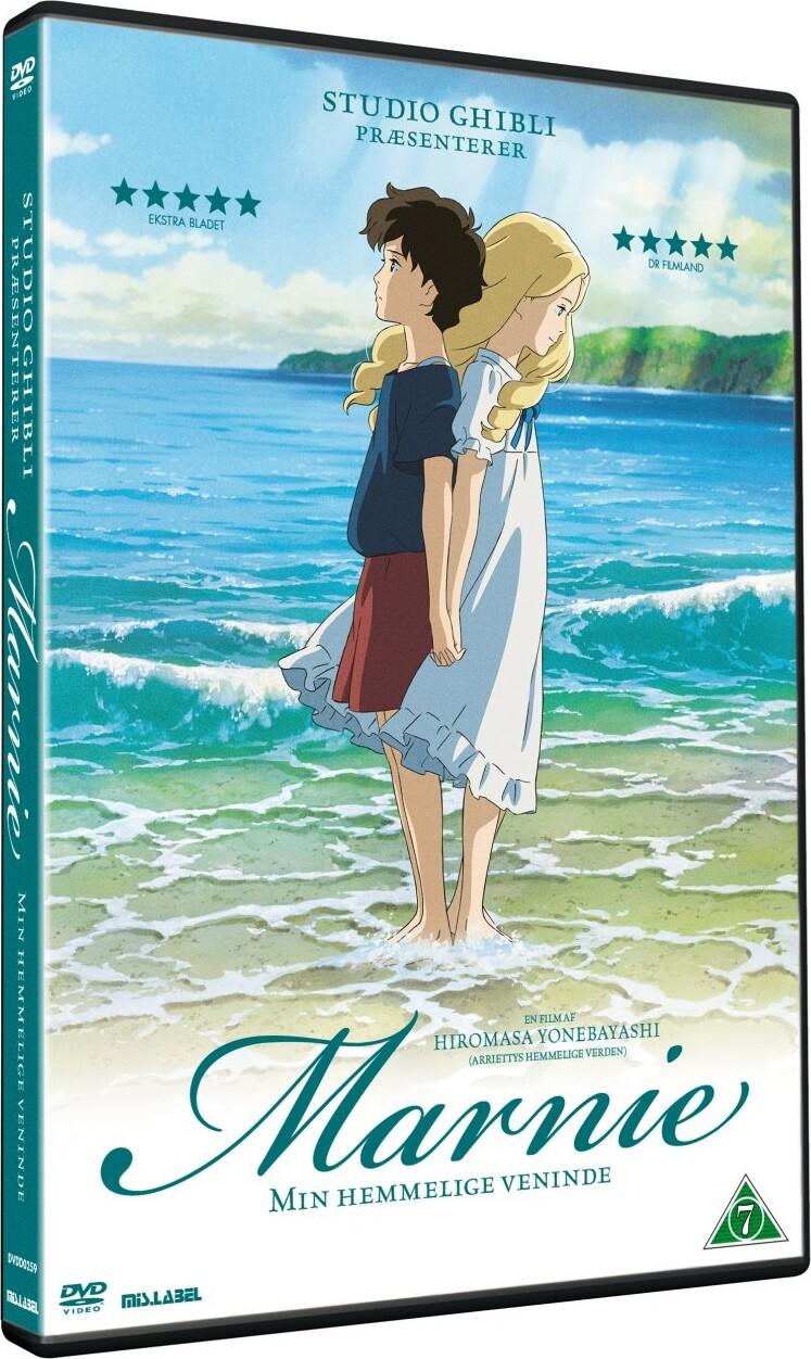 Billede af Marnie - Min Hemmelige Veninde - DVD - Film