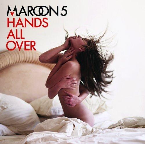 Billede af Maroon 5 - Hands All Over - Rev - CD