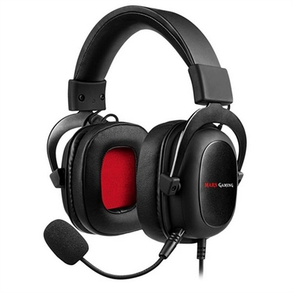 Image of   Mars Gaming Mh5 Headset Med 7.1 Surround - Sort