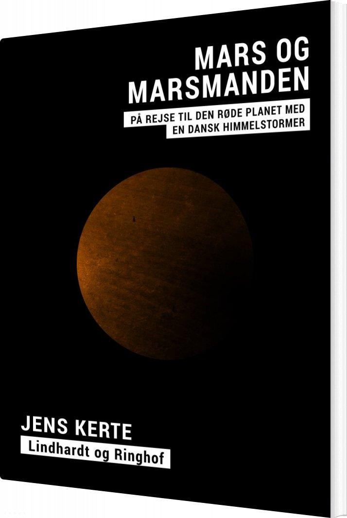 Mars Og Marsmanden - Jens Kerte - Bog