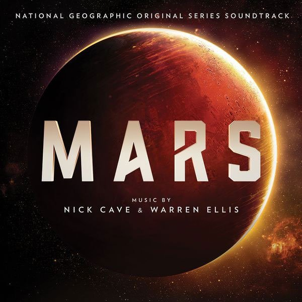 Image of   Nick Cave - Mars Soundtrack - CD