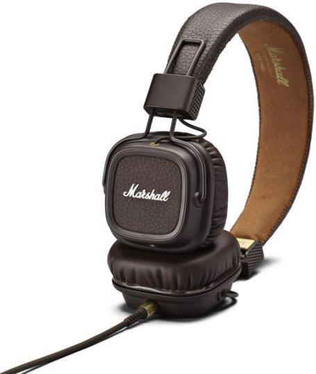 Billede af Marshall Major Ii Headphones / Høretelefoner - Brown
