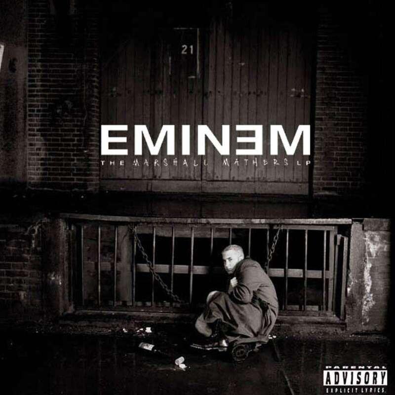 Image of   Eminem - Marshall Mathers - Vinyl / LP