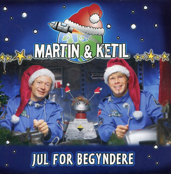 Image of   Martin & Ketil - Jul For Begyndere - CD