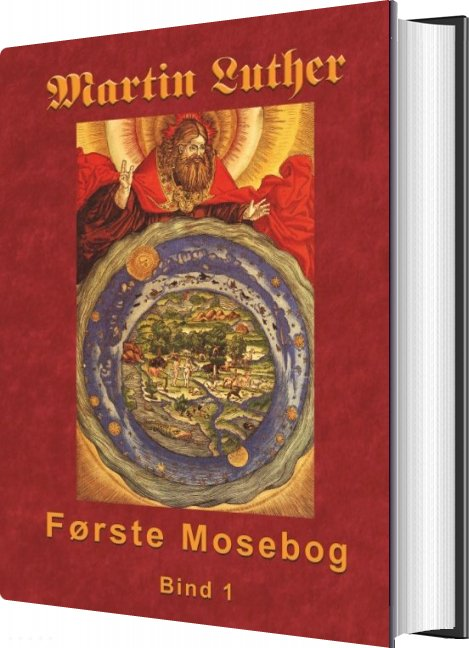 Image of   Martin Luther - Første Mosebog - Finn B. Andersen - Bog