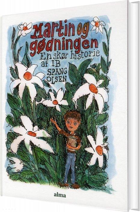 Image of   Martin Og Gødningen - Ib Spang Olsen - Bog