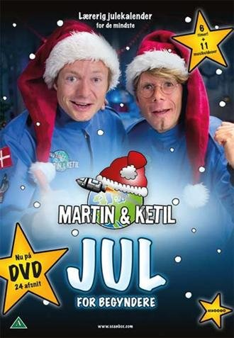 Martin Og Ketil - Jul For Begyndere - DVD - Tv-serie