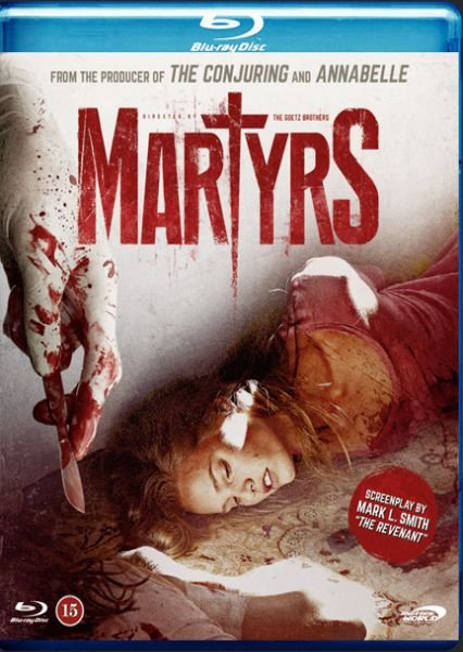 Image of   Martyrs - Blu-Ray