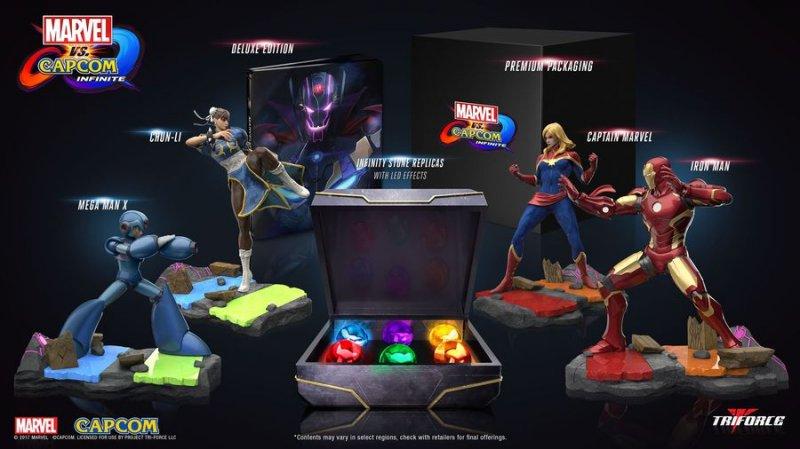 Image of   Marvel Vs. Capcom Infinite Collectors Edition