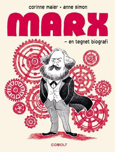 Image of   Marx - En Tegnet Biografi - Anne Simon - Tegneserie