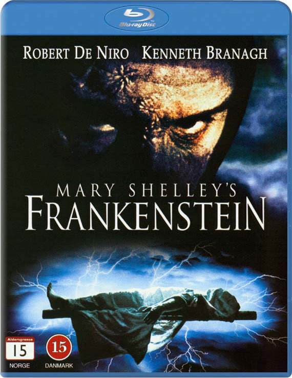 Image of   Frankenstein - Mary Shelley - Blu-Ray