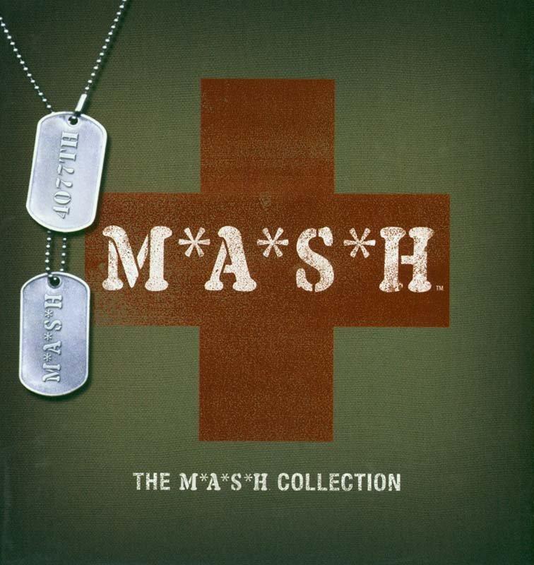 M.a.s.h. - Den Komplette Samling - DVD - Tv-serie