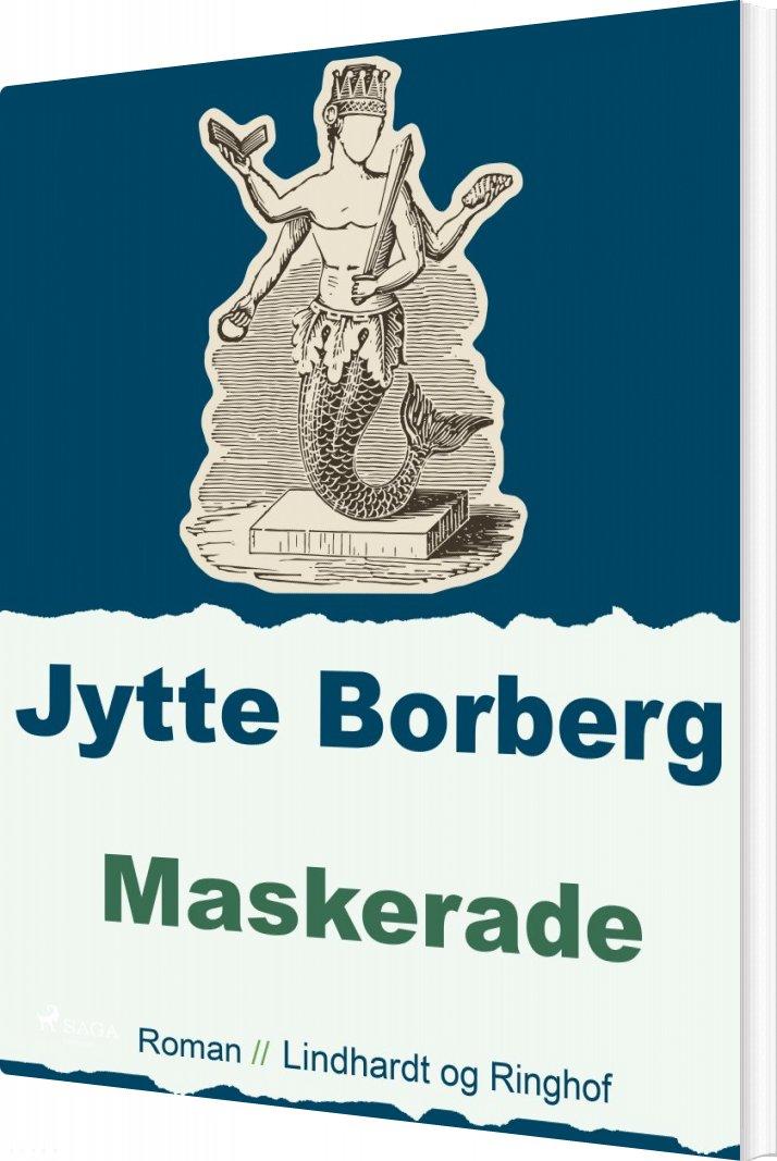 Maskerade - Jytte Borberg - Bog