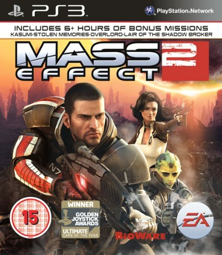 Image of   Mass Effect 2 - Dk - PS3