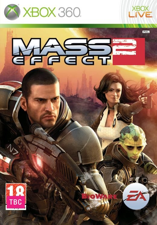 Image of   Mass Effect 2 (nordic) - Xbox 360