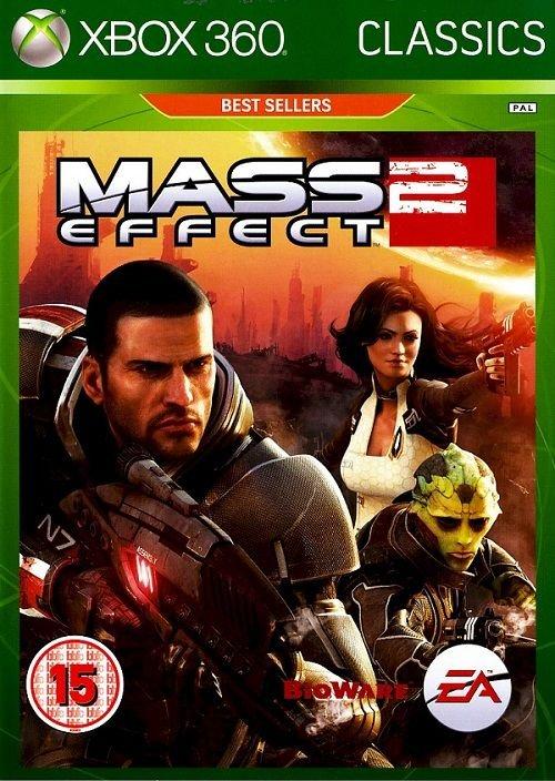 Image of   Mass Effect 2 (classics) - Xbox 360
