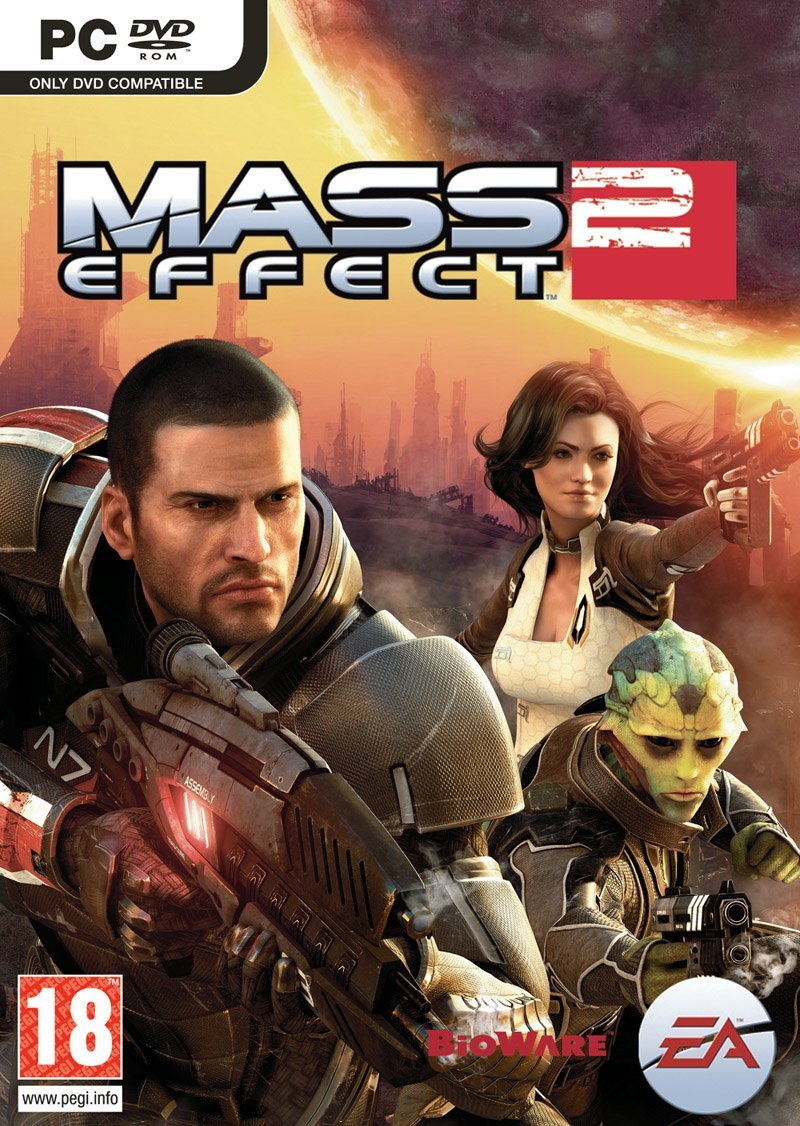 Image of   Mass Effect 2 - PC
