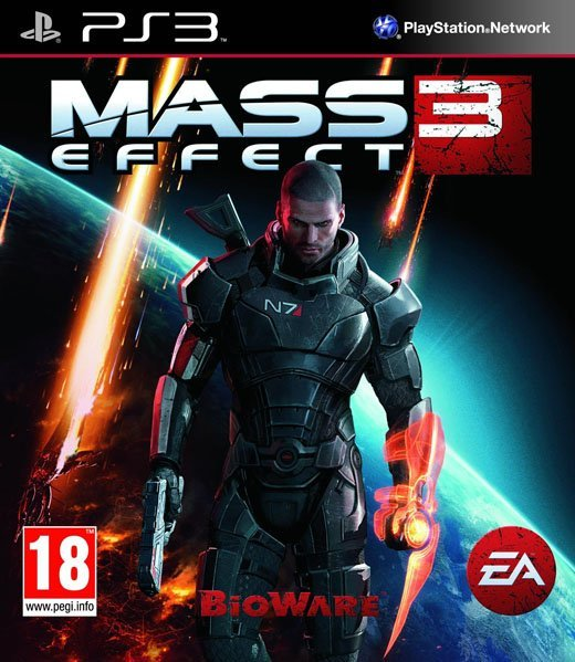 Image of   Mass Effect 3 - PS3