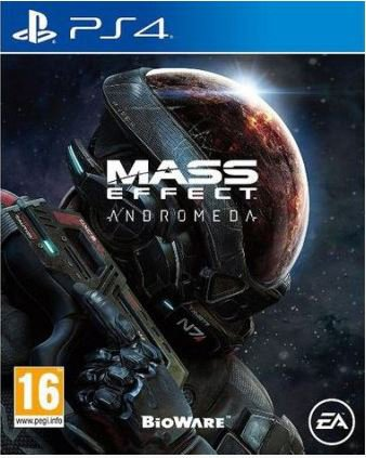 Mass Effect: Andromeda - Uk - PS4